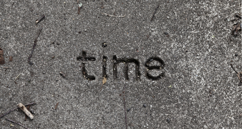 Time – For every purpose