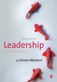 Leadership a critical text by Simon Western
