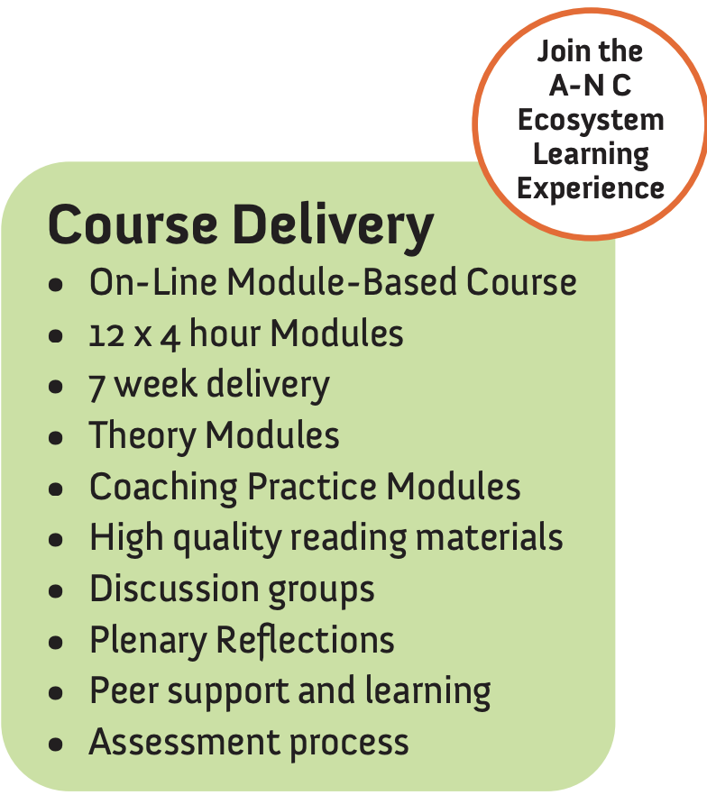 Analytic-Network Advanced Coach Training 2021