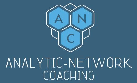 Analytic Network Coaching